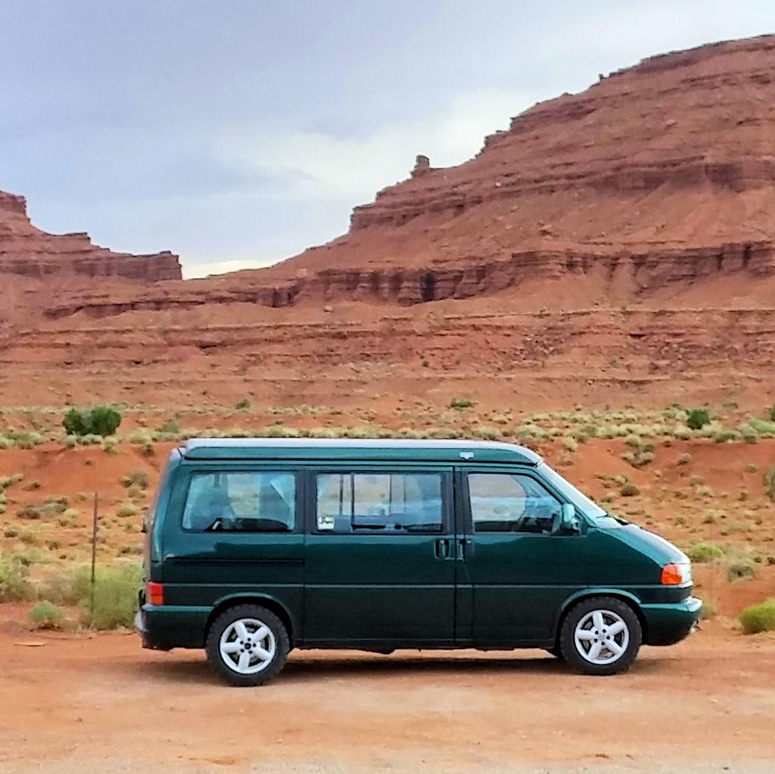 Vw Campervan Accessories >> Rent a Volkswagen Eurovan Weekender | Rocky Mountain Campervans | VW