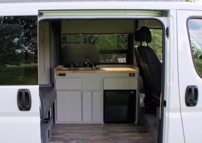 Promaster Galley