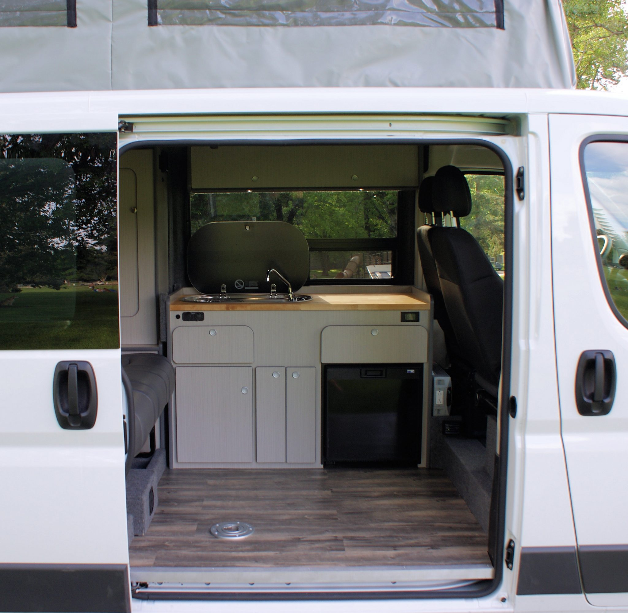 Promaster Camper Van For Sale >> Rent a ProMaster Luxury Camper | Rocky Mountain Campervans