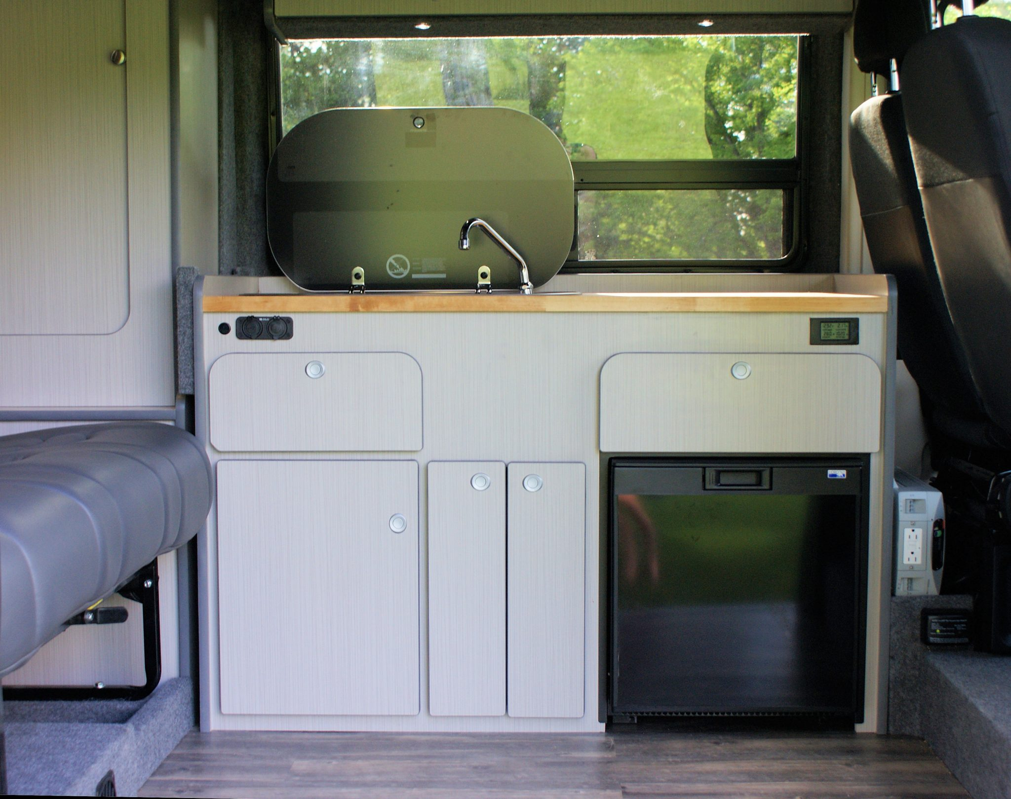 Rent A Promaster Luxury Camper Rocky Mountain Campervans