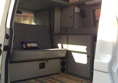 VW Eurovan Interior