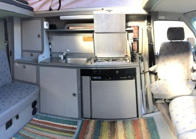 Full Camper Interior