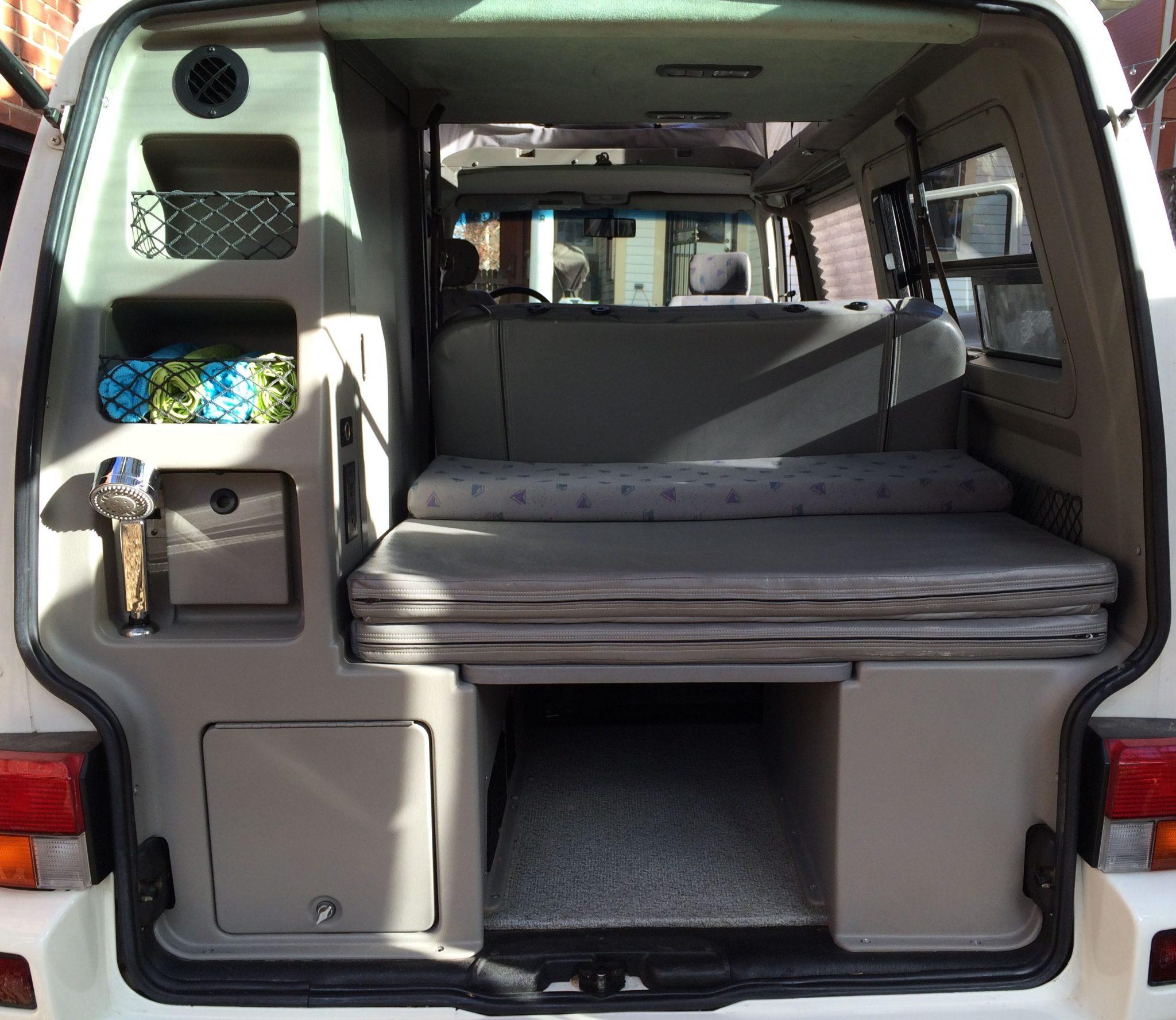 Rent a Volkswagen Eurovan Campervan | Rocky Mountain Campervans
