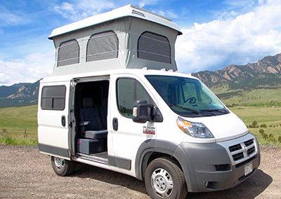 Promaster Luxury Camper