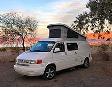 Campervan Rental Rocky Mountain Campervans Denver