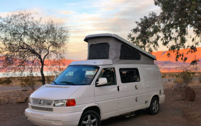 Where to Camp When Trying Out Vanlife