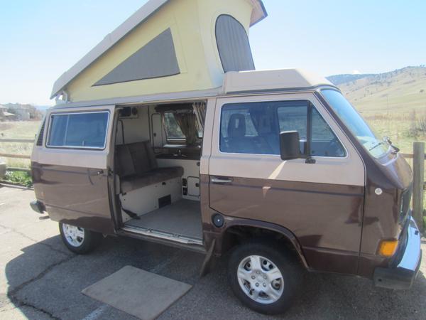 Vwvanagoncamper Rocky Mountain Camper Vans
