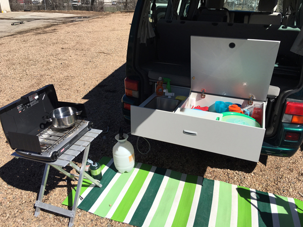 7 Accessories that Make Your Van Camping Trip Easier