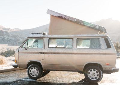 VW Vanagon Weekender