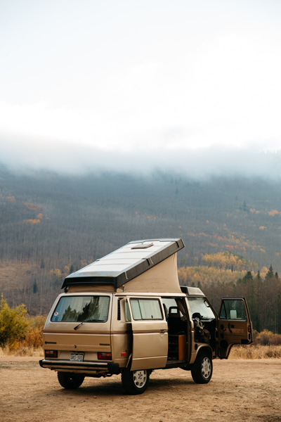 Rent Volkswagen Vanagon Weekender Rocky Mountain Campervans