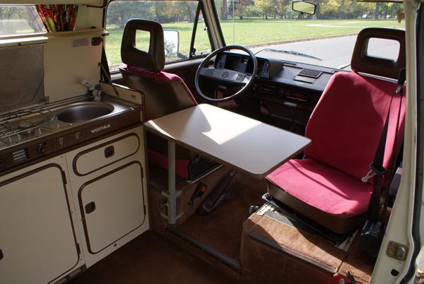 Rent Volkswagen Vanagon Full Camper Rocky Mountain