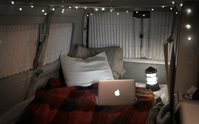 7 Things to Know Before You Go Van Camping