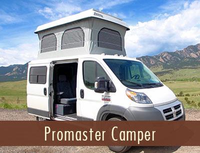 Campervan Rental | Rocky Mountain Campervans - Denver & Las