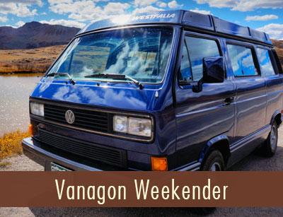 Vanagon Weekender Campervan
