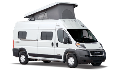 Featured Campervan:  The 2021 Promaster Solis