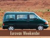 Weekender Campervan