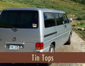 Tin Top Campervan