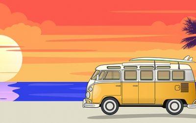 Popular Southern U.S. Campervan Trips